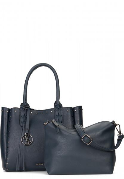 EMILY & NOAH Shopper Smilla Blau 61912500 blue 500