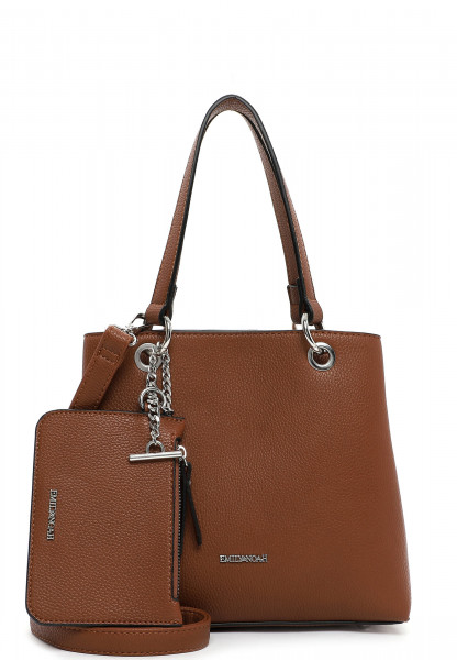 EMILY & NOAH Shopper Dora klein Braun 62434700 cognac 700