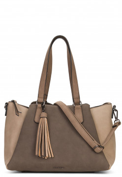 EMILY & NOAH Shopper Svenja Braun 61774250 brown kombi 250