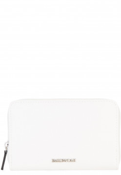 EMILY & NOAH Geldbörse mit Reißverschluss Luca Weiß 62187300 white 300