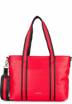 EMILY & NOAH Shopper Luna mittel Rot 62264600 red 600