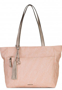 EMILY & NOAH Shopper Laura groß Pink 62003650 rose 650