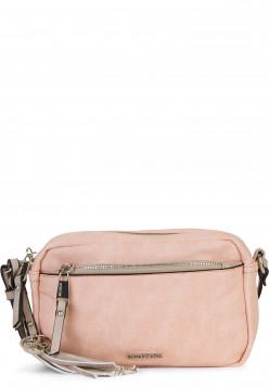 EMILY & NOAH Handtasche mit Reißverschluss Laura klein Pink 62000650 rose 650
