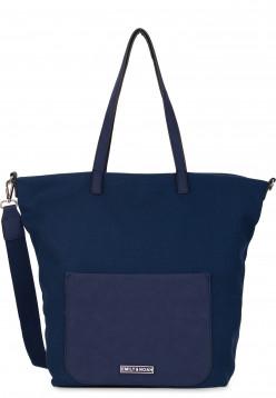 EMILY & NOAH Shopper Lena groß Blau 62075500 blue 500