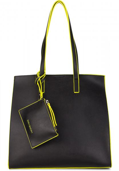 EMILY & NOAH Shopper Lina mittel Schwarz 62020100 black 100
