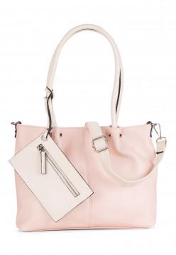 EMILY & NOAH Shopper Bag in Bag Surprise Pink 399654-1790 rose ice 654