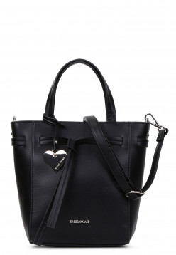EMILY & NOAH Shopper Penelope klein Schwarz 61594100 black 100