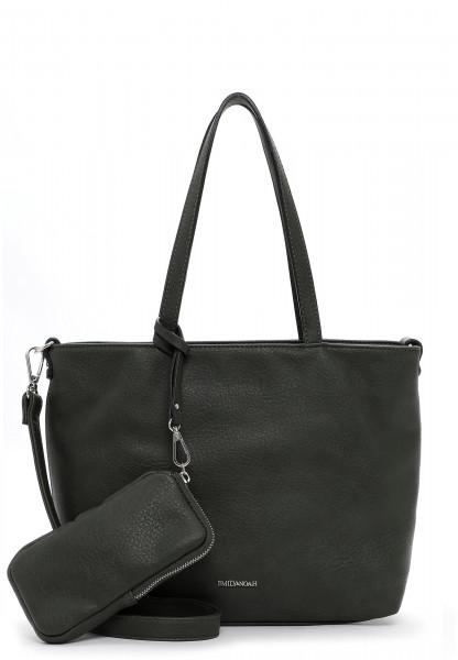 EMILY & NOAH Shopper Bag in Bag Surprise klein Grün 310930 green 930