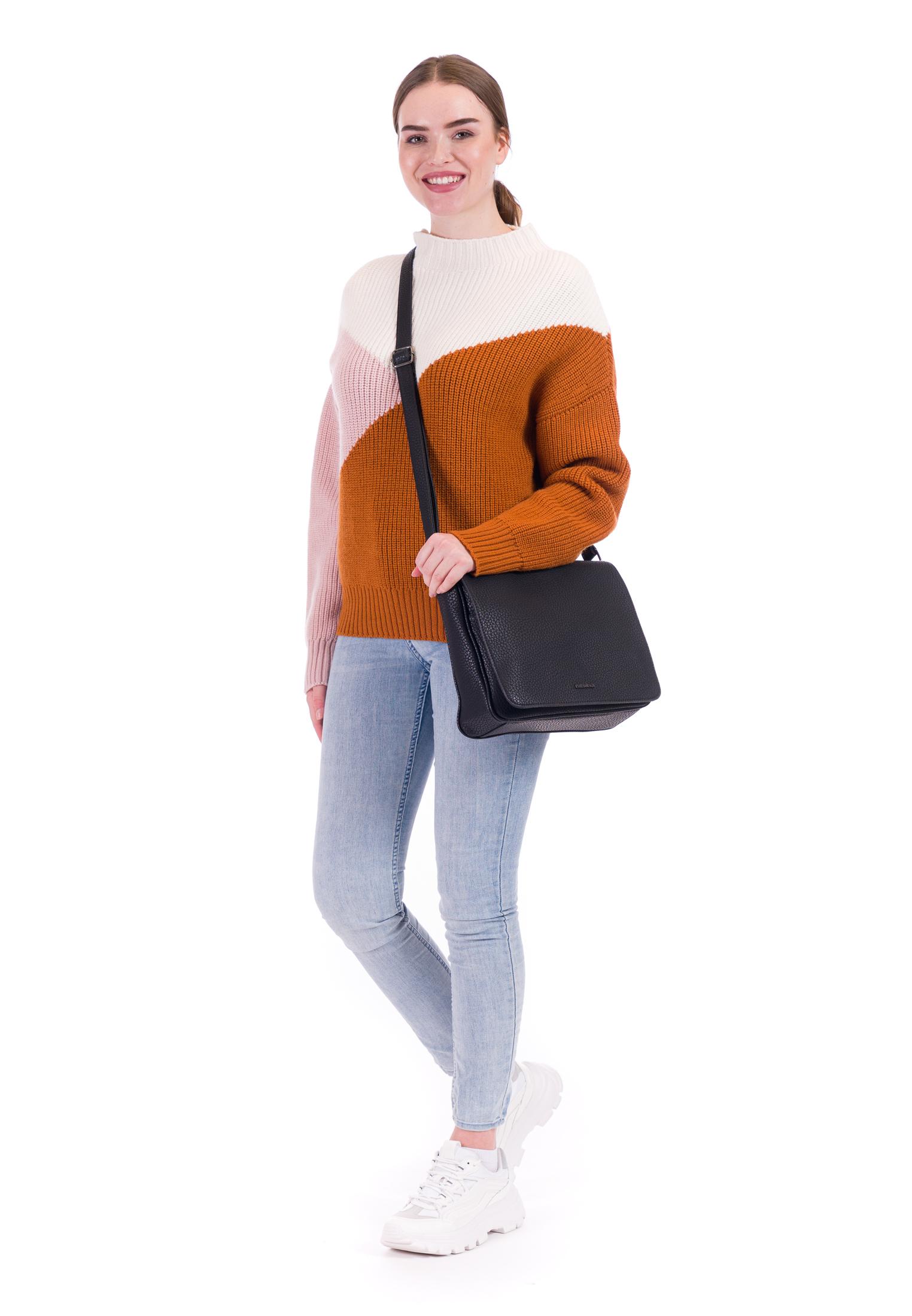 Handtasche mit Überschlag Sidney