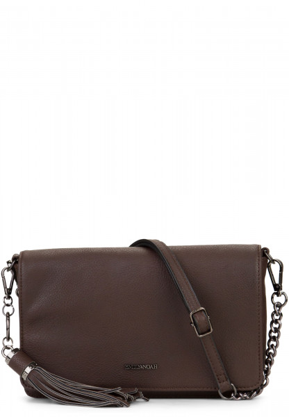 EMILY & NOAH Handtasche mit Überschlag Selina Braun 61742200 brown 200