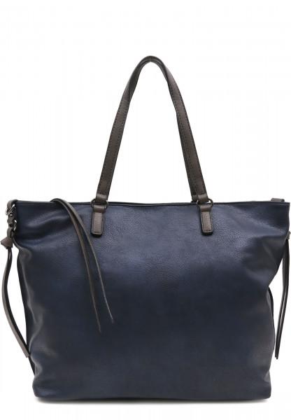 EMILY & NOAH Shopper Bag in Bag Surprise Blau 432509D-1790 blue grey 509