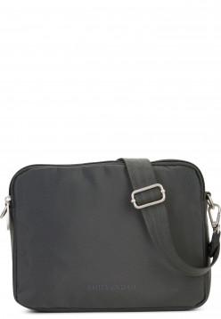 EMILY & NOAH Handtasche mit Reißverschluss Pina Grau 61971840 darkgrey 840