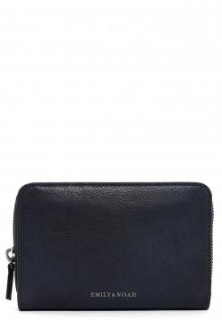 EMILY & NOAH Geldbörse mit Reißverschluss Dana  Blau 62569500 blue 500