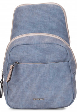 EMILY & NOAH Bodybag Laura Blau 62005500 blue 500