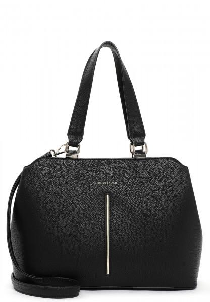EMILY & NOAH Shopper Doris mittel Schwarz 62417100 black 100