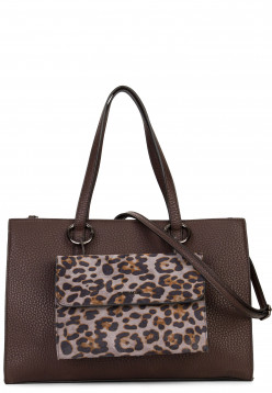 EMILY & NOAH Shopper Samira Braun 61832200 brown 200