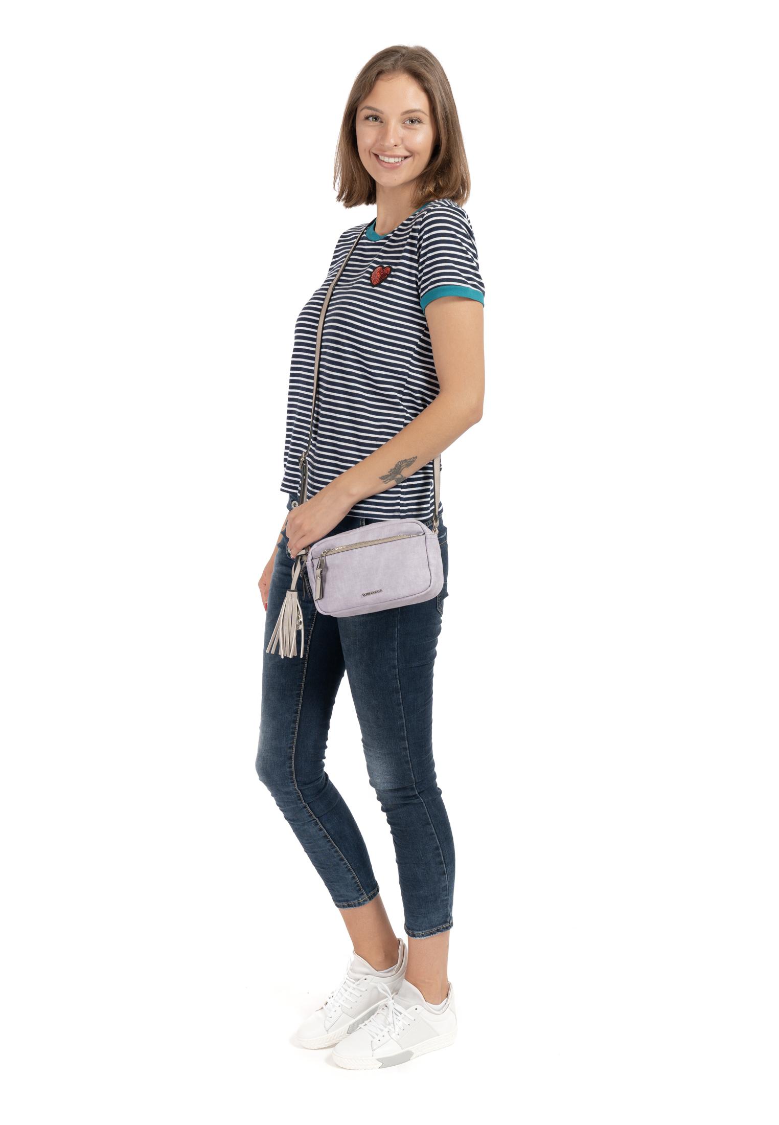Handtasche mit Reißverschluss Laura klein