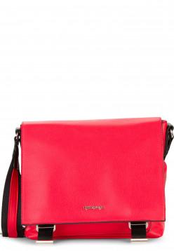 EMILY & NOAH Handtasche mit Überschlag Luna mittel Rot 62262600 red 600