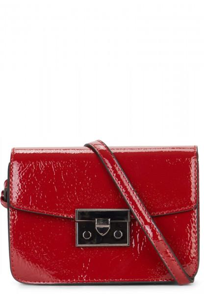 EMILY & NOAH Handtasche mit Überschlag Susi Rot 61811600 red 600