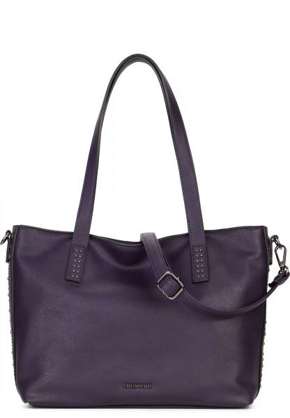 EMILY & NOAH Shopper Shirin Lila 61854620 purple 620