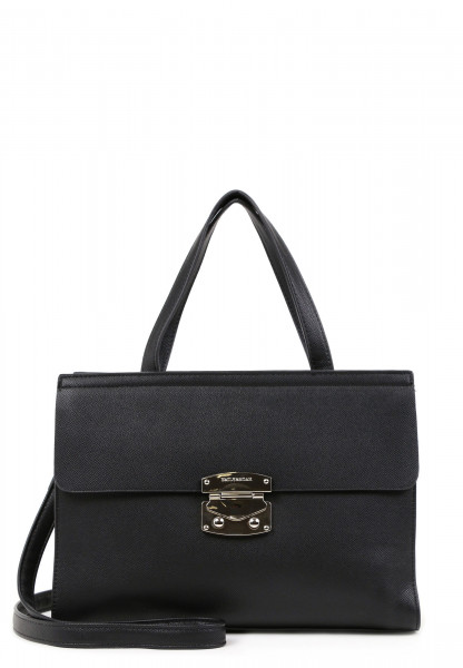 EMILY & NOAH Shopper Luca groß Schwarz 62184100 black 100