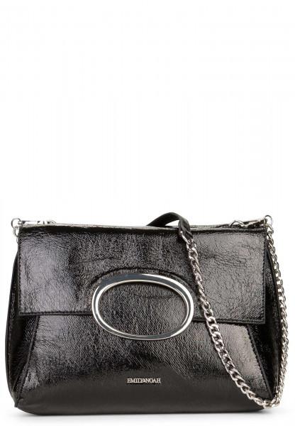 Handtasche mit Überschlag Sarah-Lack