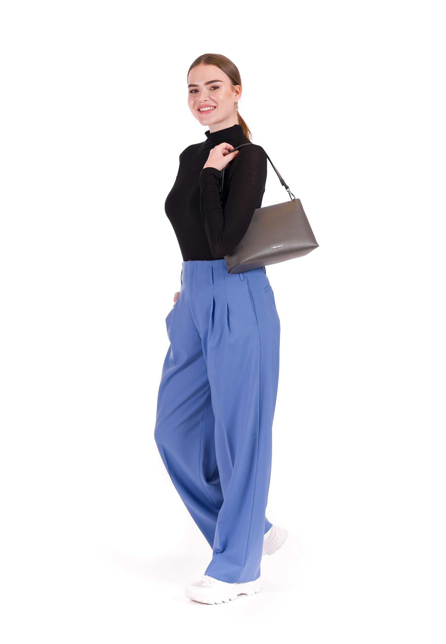 Handtasche mit Reißverschluss Sabrina