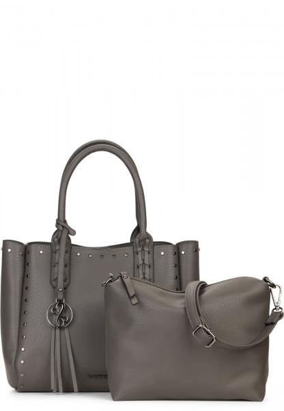 EMILY & NOAH Shopper Smilla Grau 61912800 grey 800
