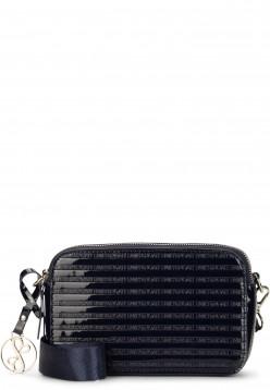 EMILY & NOAH Handtasche mit Reißverschluss Leslie klein Blau 62200500 blue 500