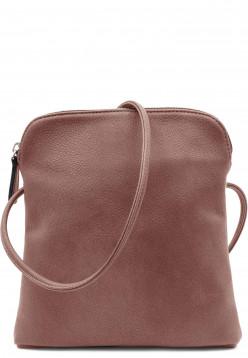 EMILY & NOAH Handtasche mit Reißverschluss Emma Pink 60395651 oldrose 651