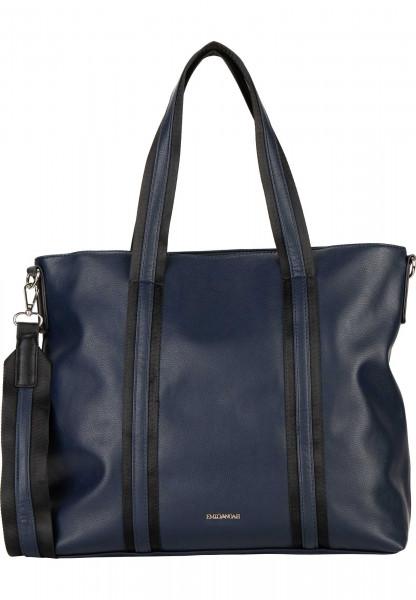 EMILY & NOAH Shopper Luna groß Blau 62265500 blue 500
