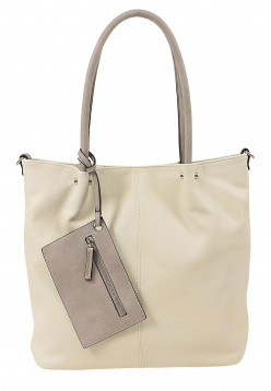 EMILY & NOAH Shopper Bag in Bag Surprise Grau 400448-1790 ice grey 448