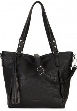 EMILY & NOAH Shopper Senta Schwarz 61864100 black 100
