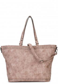 EMILY & NOAH Shopper Siggi Pink 61895651 oldrose 651