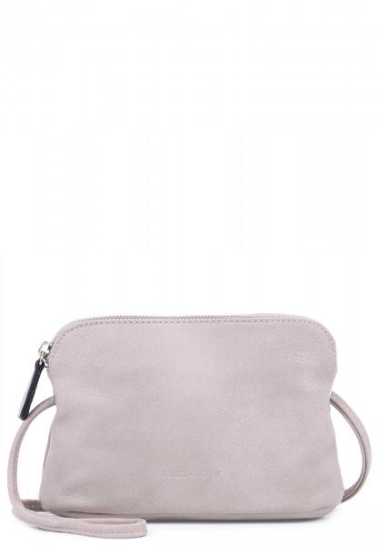 EMILY & NOAH Handtasche mit Reißverschluss Emma Beige 60393310D-1790 birke 310D