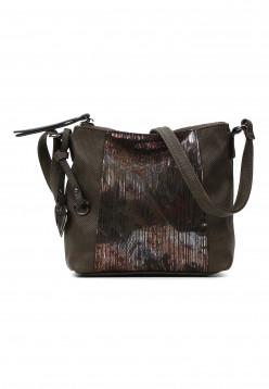EMILY & NOAH Handtasche mit Reißverschluss Multi Special Edition Grün C60000930-1790 green 930