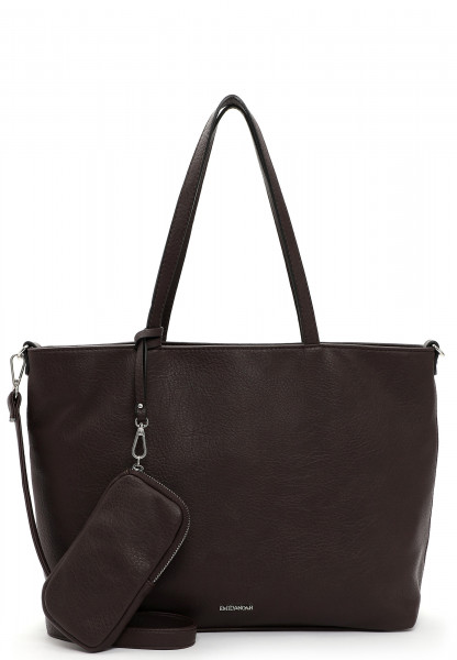 EMILY & NOAH Shopper Bag in Bag Surprise groß Braun 312200 brown 200