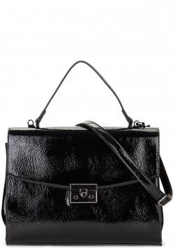 EMILY & NOAH Handtasche mit Überschlag Susi Schwarz 61815100 black 100
