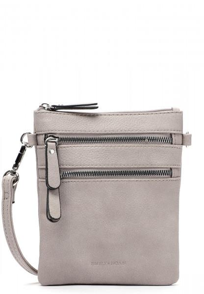 EMILY & NOAH Handtasche mit Reißverschluss Emma Beige 60392310D-1790 birke 310D