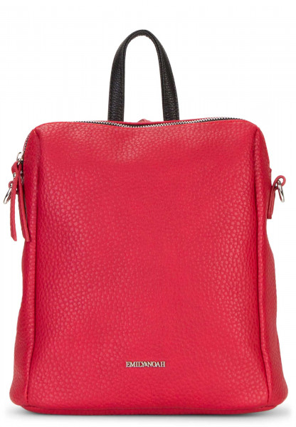 EMILY & NOAH Rucksack Laeticia mittel Rot 62124600 red 600