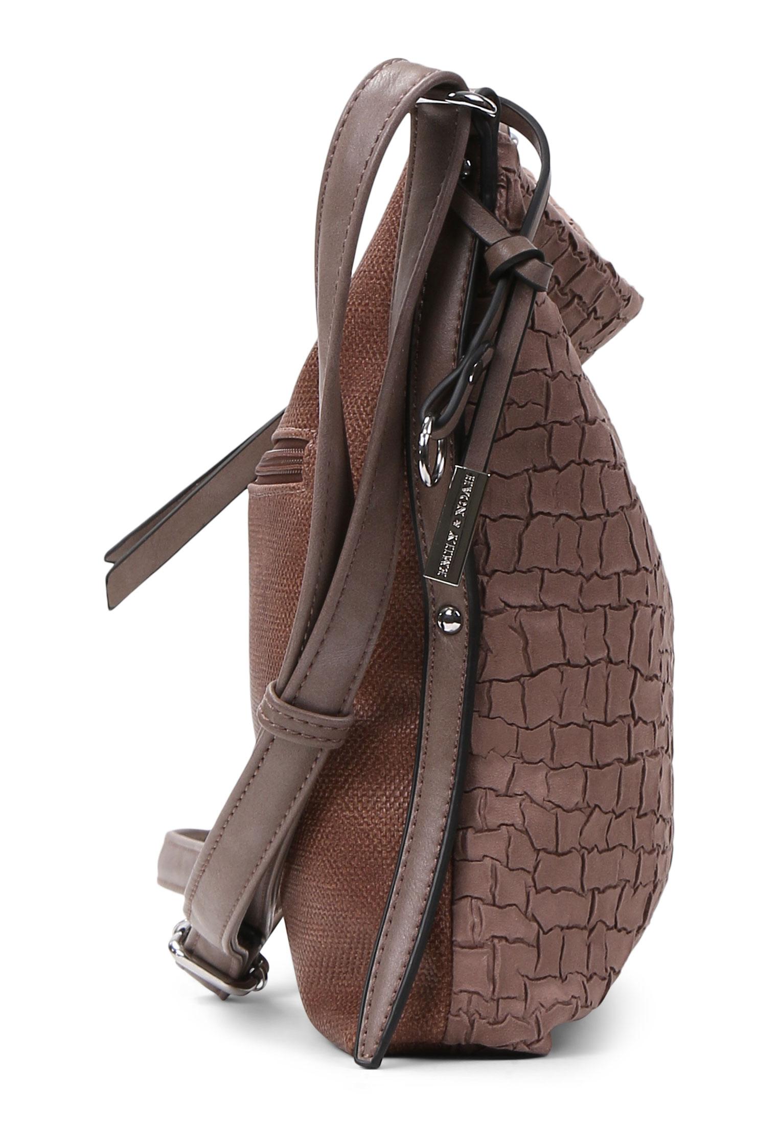 Handtasche mit Reißverschluss Matilde No.1 Special Edition