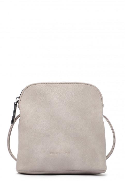 EMILY & NOAH Handtasche mit Reißverschluss Emma Grau 60394310-1790 birke 31