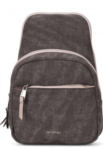 EMILY & NOAH Bodybag Laura Schwarz 62005100 black 100