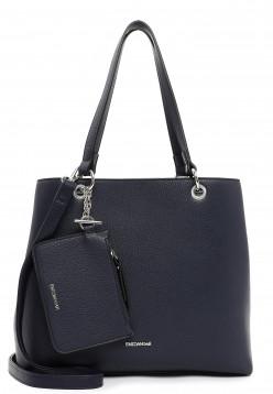 EMILY & NOAH Shopper Dora mittel Blau 62435500 blue 500