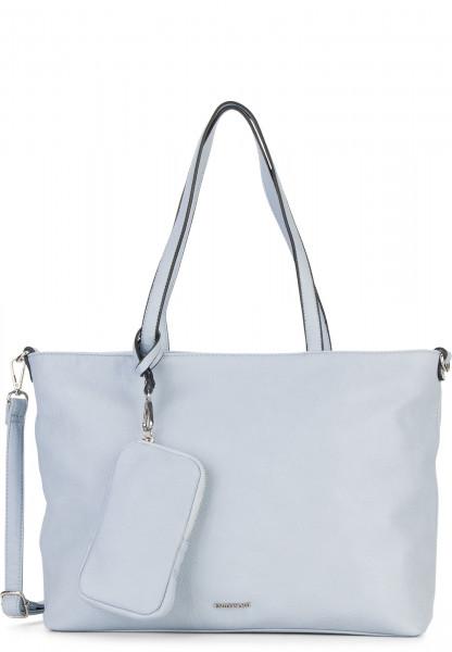 EMILY & NOAH Shopper Bag in Bag Surprise groß Blau 312530 lightblue 530