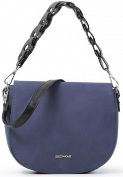 Handtasche mit Überschlag Malin