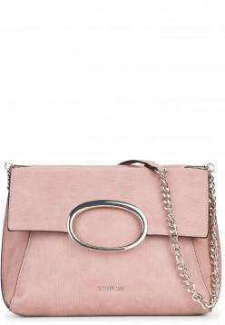 EMILY & NOAH Handtasche mit Überschlag Sarah Pink 61780651 oldrose 651