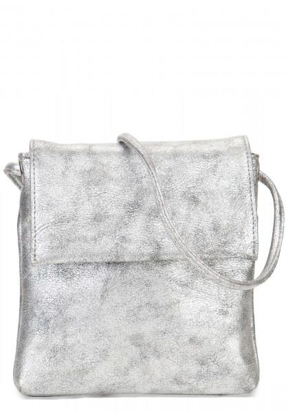 EMILY & NOAH Handtasche mit Überschlag Emma Silber 60396830F-1790 silver 830F