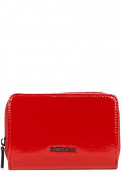 EMILY & NOAH Geldbörse mit Reißverschluss Sissi Rot 61925600 red 600