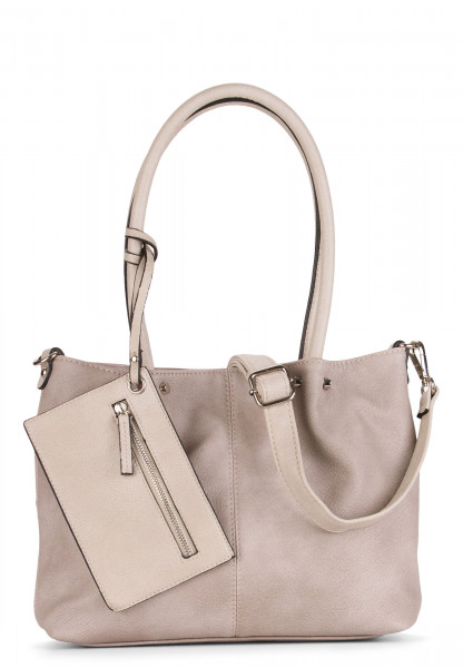 EMILY & NOAH Shopper Bag in Bag Surprise Grau 399882-1790 grey lightgrey 882